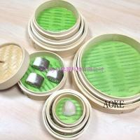 Buy cheap Silicone fiberglass steamer mat from wholesalers