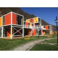 Wholesale Office   Pre Manufactured Container Homes  , Portable Prefab Cargo Container Homes from china suppliers