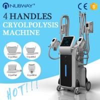 Buy cheap 4D cooling surface user manual cryolipolysis freezefats reviews machine korea from wholesalers