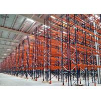 Buy cheap Stackable Steel Heavy Duty Pallet Racks With Customized Size Robot Welding from wholesalers