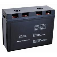 Buy cheap 1000ah Sealed maintenance free Pump, Green energy systems, UPS Vrla Batteries replacement from wholesalers