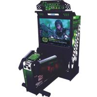 Buy cheap Video Music Shooting Arcade Game Machine , Black Ghost Squad MS-QF160-2 from wholesalers