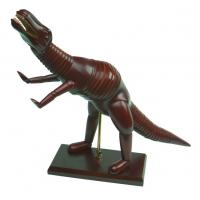 Buy cheap Dinosaur / Diplodoucus Animal Manikin Wooden Artist Model Chinese Juniper Material from wholesalers