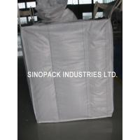 Buy cheap Big 4-Panel Bulk Bag with stevedore strap for soybeans / seeds Packing product