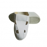 Buy cheap Non autoclavable Cleanroom PVC PU Sole static dissipative shoes from wholesalers