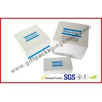 Buy cheap Coated Paper Board Gift Box For Packing, Fashion Printed Rigid Gift Boxes With Sponge Tray from wholesalers