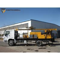 Buy cheap Mud-air Dual Purpose TDW400C Truck Mounted Water Well Drill Rig from wholesalers