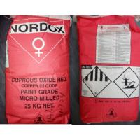 Buy cheap (CAS  No.:1317-39-1)NORDOX CUPROUS OXIDE from wholesalers