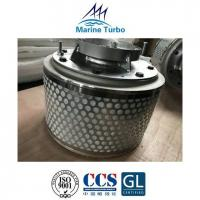 Buy cheap T- MAN Marine Turbocharger Parts / T- TCR12 Silencer For Marine Diesel, Biofuel And Gas Engines from wholesalers