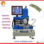 Buy cheap New tech WDS-750 auto bga rework istasyonu fiyat bga reball machine mobile phone from SZ from wholesalers