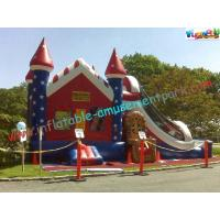 China Popular Inflatable Bouncer Combo Slide , Combo Units With Affordable Price on sale