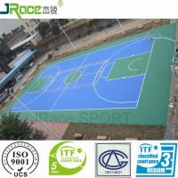 Buy cheap Multi-Purpose Futsal Court Flooring for Basketball from wholesalers