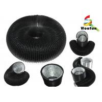 Buy cheap Double Layer Flexible Round Duct PVC Aluminum For Ventilation System from wholesalers