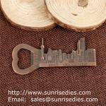 Buy cheap Functional Metal Bottle Opener Fridge Magnet, Metal Beer Opener Refrigerator Magnet from wholesalers