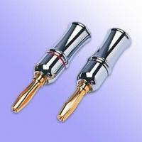 Buy cheap Gold-plated Banana Plug Connector, Other Types of Banana Plug Connectors are Offered from wholesalers