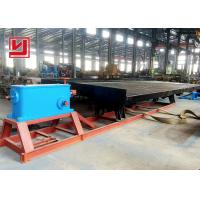 Buy cheap High Separating Efficiency 6s Shaker Table For Gold / Chrome / Manganese Recovery from wholesalers
