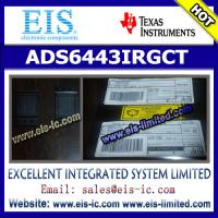 Buy cheap ADS6443IRGCT - TI (Texas Instruments) - QUAD CHANNEL, 14-BIT, 125/105/80/65 MSPS ADC WITH SERIAL LVDS OUTPUTS from wholesalers