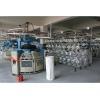 Buy cheap Double Jersey Circular Weft Knitting Machine For Pure Cotton / Chemical Fiber from wholesalers