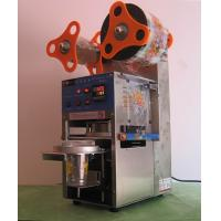Buy cheap cup sealing machine,bubble tea cup sealing machine from wholesalers
