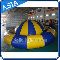 Buy cheap 8 People Airtight Towable Inflatable Boats Water Equipment Fireproof For Sea from wholesalers