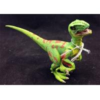 Buy cheap Colourful Plastic Dinosaur Toys / Realistic Dinosaur Toys For Girls EN71 Approved from wholesalers