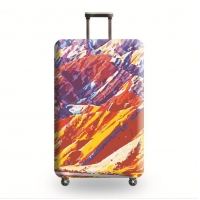 Wholesale 55x40x30cm 30L 5# Zipper Protective Luggage Suitcase Cover from china suppliers