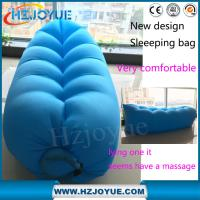 Buy cheap factory detect sale new design Lazy Bag Laybag Sleeping Bag Fast Inflatable from wholesalers