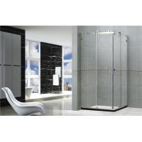 Buy cheap 8MM Tempered Glass Frameless Shower Enclosures With Mirror Color Self - Cleaning from wholesalers
