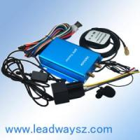 Buy cheap GPS Car Tracker Work with Live Tracking Software LDW-TKV118B from wholesalers