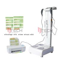 Buy cheap Bioimpedance Body Composition Fat Analyzer Machine Bodybuilding Weight Testing GS6.5 from wholesalers