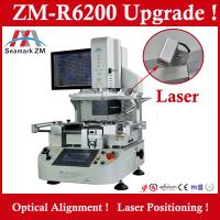Buy cheap 2015 zhuomao low cost hot air semi-automatical soldering machine ZM-R6200 samsung mobile phone repair machine from wholesalers