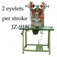 Buy cheap Twin Eyelet Machine (JZ-918G2) from wholesalers