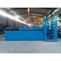 Tire Steel Wire Drawing Equipment , Wire Pulling Machine For Industrial Manufactures