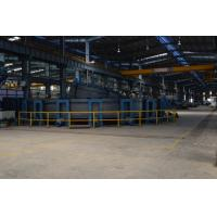 ERW Steel Pipe Production Line With Online And Offline Testing Equipment