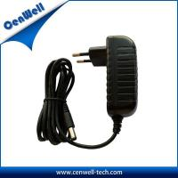 Buy cheap cenwell wall mount type eu plug 3000ma 5v ac dc adapter from wholesalers