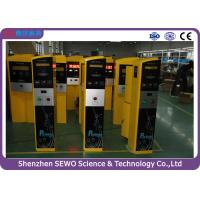Quality SEWO T6 Economical Automatic Intelligent Car Parking Management System for sale