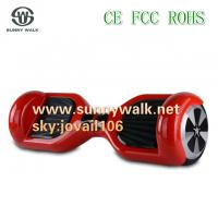 Buy cheap Hot sale sunnywalk 2 wheel self balancing personal transporter,electric mobility scooter from wholesalers