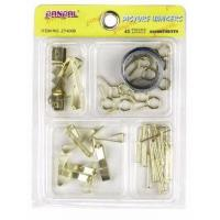 Buy cheap 45PC Picture Hanger Kit(ZY4006,Hook Set,Fastener) from wholesalers