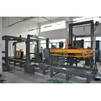 Buy cheap MS-V01 Horizontal Strapping Machine 9/12/15.5/19mm Strap Width PLC Control from wholesalers