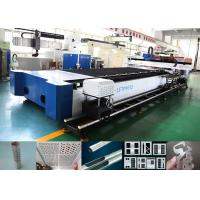Buy cheap Steel Pipe 5 axis laser cutting machine YASKAWA Servo Motor and Drivers from wholesalers