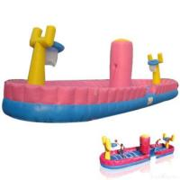 Wholesale Inflatable Bungee Basketball Game from china suppliers