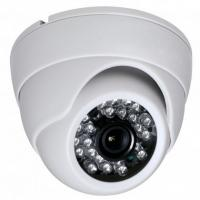 Buy cheap POE 3 MP IR Cut H.264 IP Security Cameras Wide Dynamic Range With Sensor Alarm from wholesalers