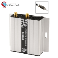 Buy cheap AIS 140 1575.42MHz Hi-Tech Fire Truck Car GPS Tracker With Buzzer from wholesalers