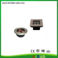 Buy cheap IP67 Outdoor waterproof LED ground paver lights with high solidity product