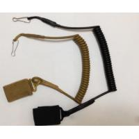 Buy cheap Gun accessory airsoft sling/tactical sling pistol lanyard belt loop for weapon for hunting from wholesalers