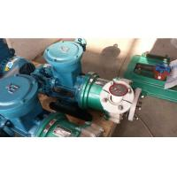 Buy cheap CQB Series Chemical Magnetic Drive Pump , Lining Fluoroplastic Alloy Magnet Pumps from wholesalers