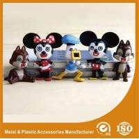 Wholesale PVC Cartoon Vinyl Collection Plastic Toy Figures Multicolor Finishing Mini Design from china suppliers