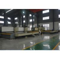 Buy cheap High speed CNC tube sheet drilling machine THD60/2, max.size 6000x6000mm from wholesalers