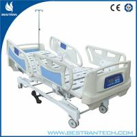 Buy cheap Manual CPR Handles Electric Hospital Adjustable Medical Beds With 6 Function from wholesalers