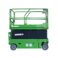 Buy cheap 10m Hydraulic Lift Platform Electric Self Propelled Scissor Lift with Extension Platform 450Kg Loading from wholesalers
